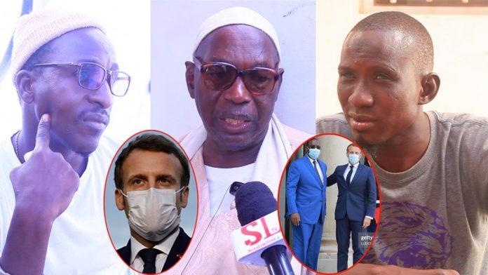 Propos de Macron sur l'Islam: Les sénégalais m£nacent le président français