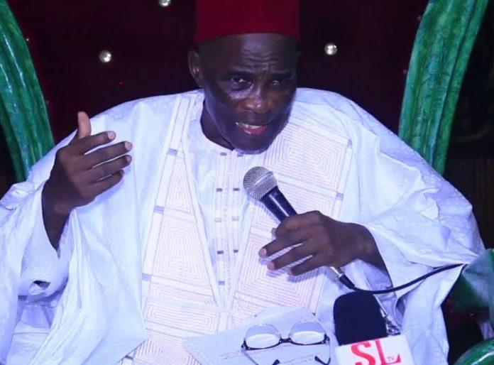 (Video) Édition 2020: Clôture Bourde avec Imam Cheikh Mouhadou Bamba Sall Yoff Tongor