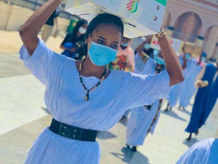 (10 Photos) Magal 2020 -Fa Aidara montre sa face cachée de «Yaye fall»