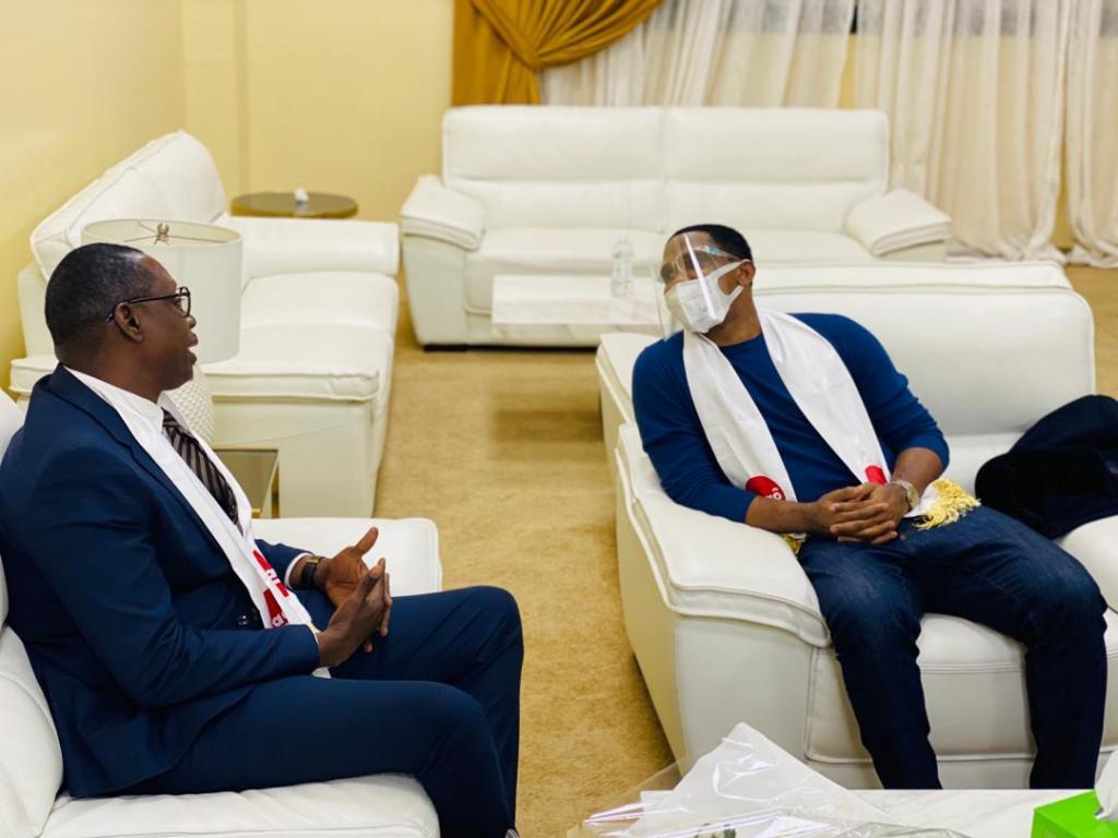 Samuel Eto'o est arrivé à Dakar…(photos)
