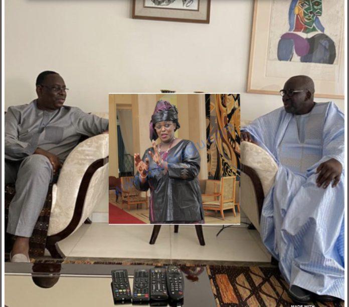 Rencontre entre Macky Sall et Cissé Lo