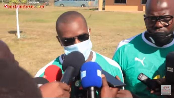 Henry Camara sur Pape Bouba Diop