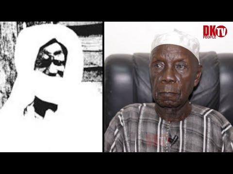 Vidéo - El hadj Mamadou Djité ''Amna 105 ans té bimay Serigne Touba di toudou...''