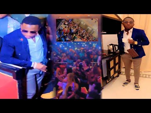 Soirée Live - YEUNGEUL : Sidy Diop exporte la musique sénégalaise et fait guichet fermé