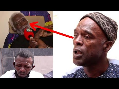 Vidéo - Les derniers instants de Boy Bambara racontés par son fils ainé qui craque et...