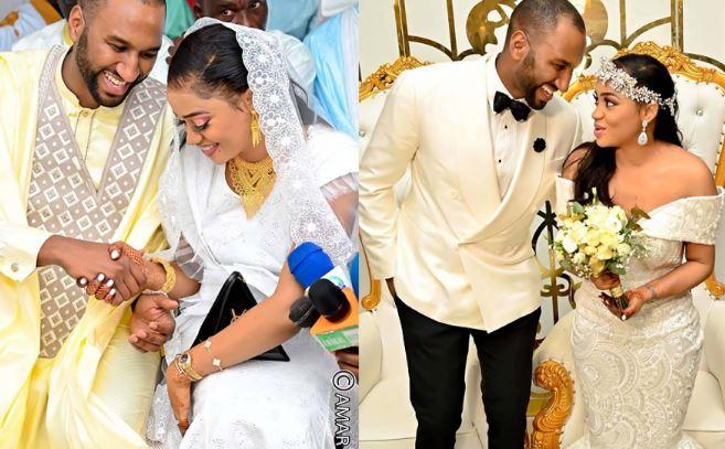 Revivez en Images, le Mariage de Salma Niasse fille de Ahmed Khalifa Niasse