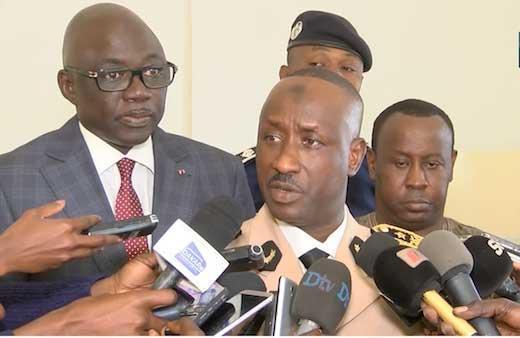 Djiby Diallo, sous-préfet