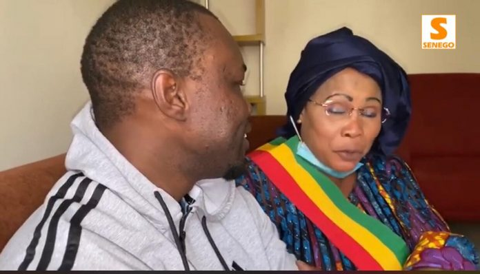 Mame Diarra Fam chez Ousmane Sonko