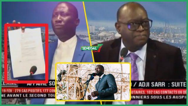 Dame Mbodj vs Elhadj Diouf