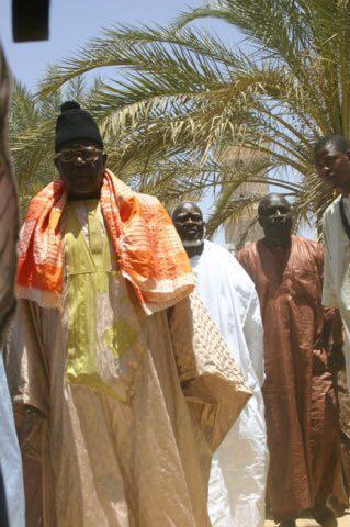 La communauté Mouride se rappelle de son 6ème Khalife Serigne Mouhamadou Lamine Bara Falilou Mbacké (1921-2010)