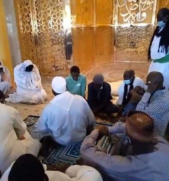 Mosquée Masalikul