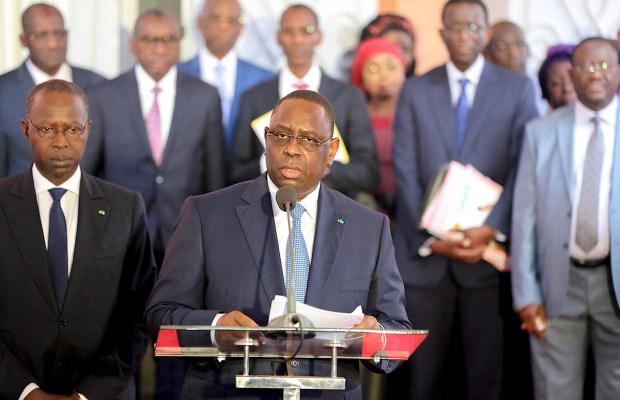 Président de la République, Son Excellence Macky SALL