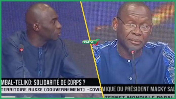 Omar Faye et S. Saliou Gueye