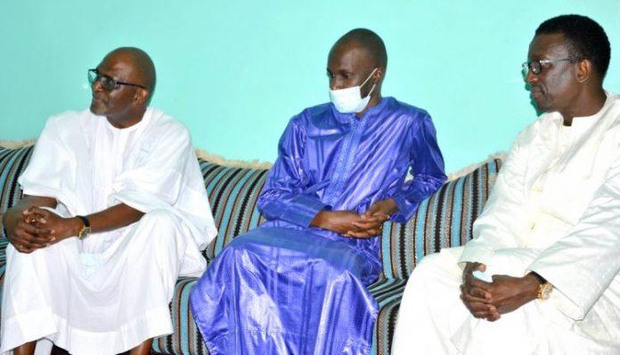 Amadou Ba et Babacar Ngom de Sédima