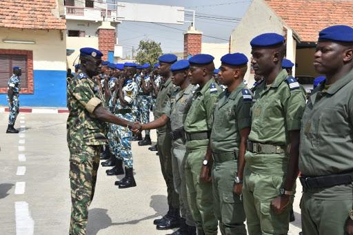 nomination du général Moussa Fall