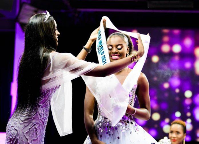 Miss World Sénégal 2021