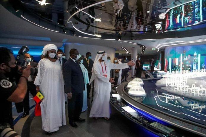 EXPO DUBAI , Macky Sall
